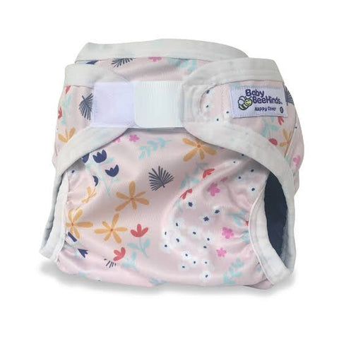 Baby BeeHinds PUL cover Flutterby Medium