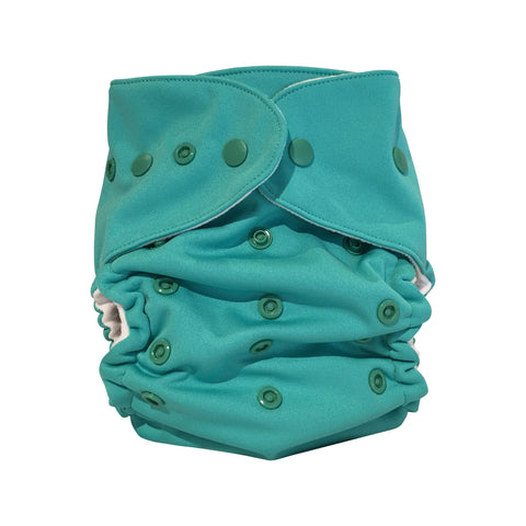Baby BeeHinds Magic-All Multifit Marine green Smooth