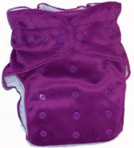 Baby BeeHinds Magic-All Multifit Orchid Minky