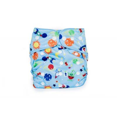 Fancypants BASIC pocket nappy - Space