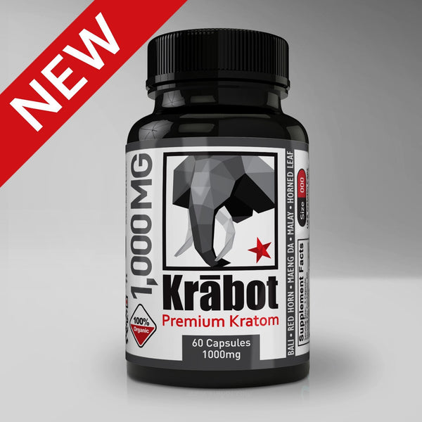 Krabot Morning Blend 1000mg Capsules