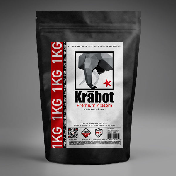 White Jongkong Kratom Powder