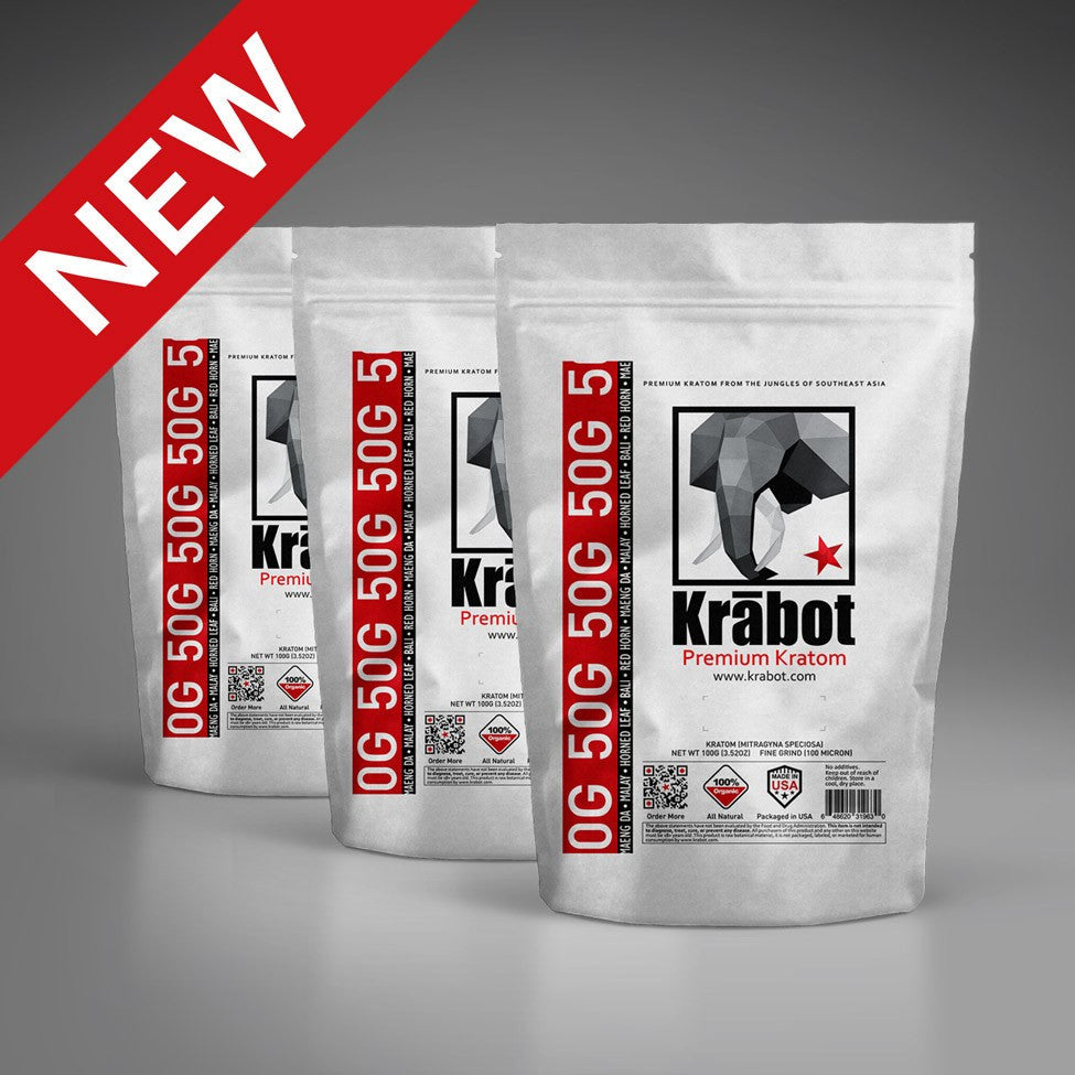 Krābot Blends Sample Pack Powder (M)