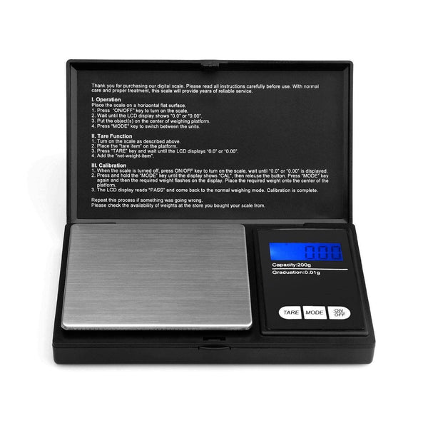 Krābot Digital Pocket Scale