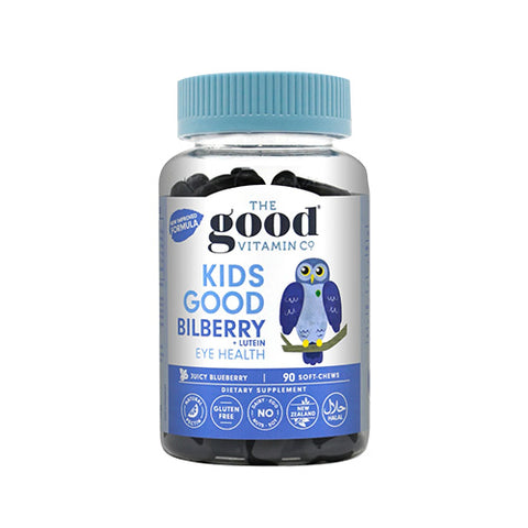 The Good Vitamin Co. Kids Good Bilberry + Lutein 90 soft-chews