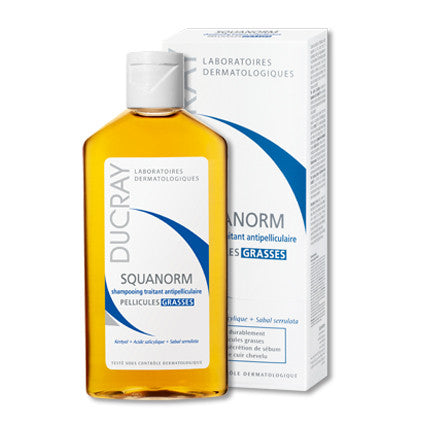 Ducray Squanorm Oily Dandruff - SafwanShop