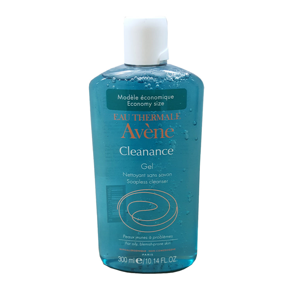 Avene Cleansing Gel Promotion Pack 300ml - SafwanShop