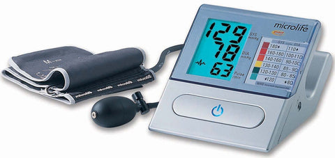 Microlife Blood Pressure Monitor A80 Semi-Automatic - SafwanShop