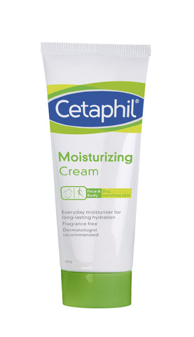 Cetaphil Moisturizing Cream 100gm - SafwanShop