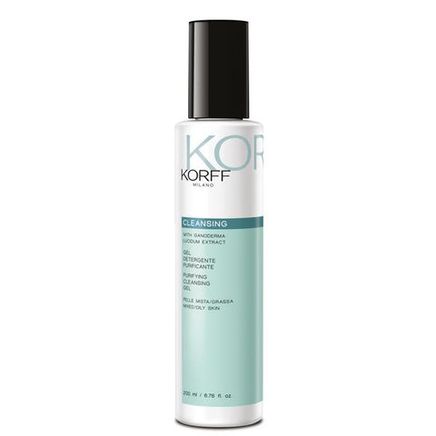 KORFF CLEANSING PURIFYING CLEANSING GEL 200ML