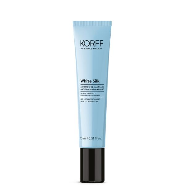 KORFF WHITE SILK FACE LOCALIZED GEL 15 ML