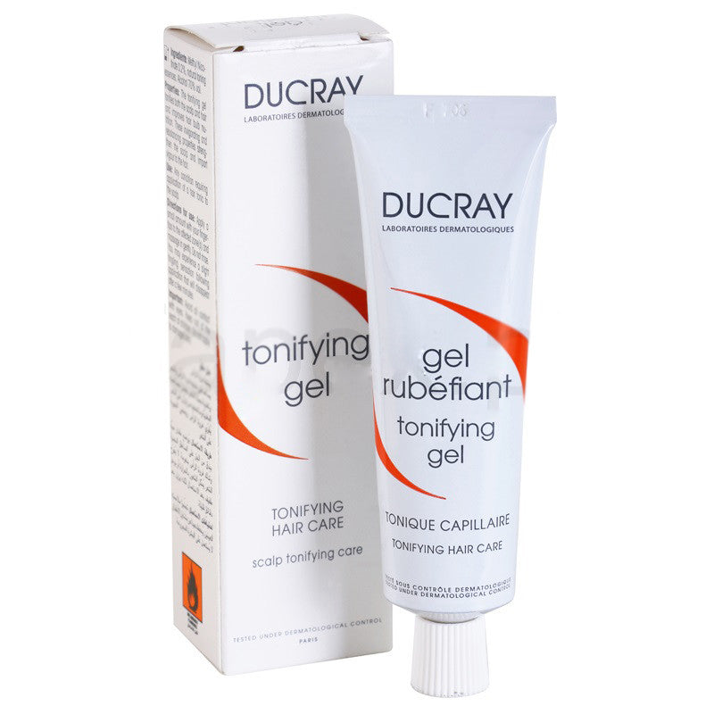 Ducray Stimulating Tonifying Gel 30ml - SafwanShop