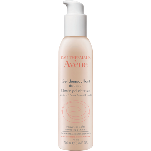 Avene Gentle Gel Cleanser 200ml - SafwanShop