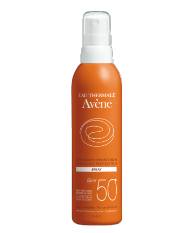 Avene SUNCARE Spray SPF 50+ 50ml - SafwanShop