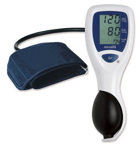 Microlife Blood Pressure Monitor Nurse Semi-Automatic -Arm - SafwanShop