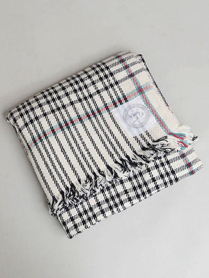 BLANKET 115×220cm 100% COTTON