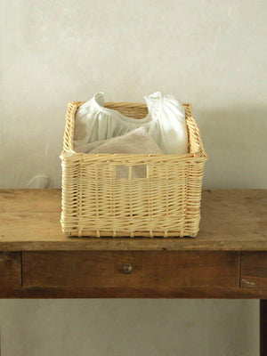 WICKER DRAWER