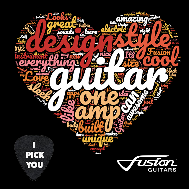 POLL: WHAT DO PLAYERS LOVE ABOUT THE FUSION GUITAR?