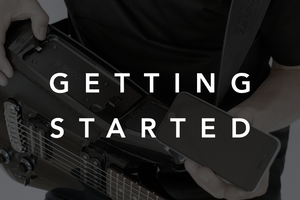 GETTING STARTED WITH THE FUSION GUITAR