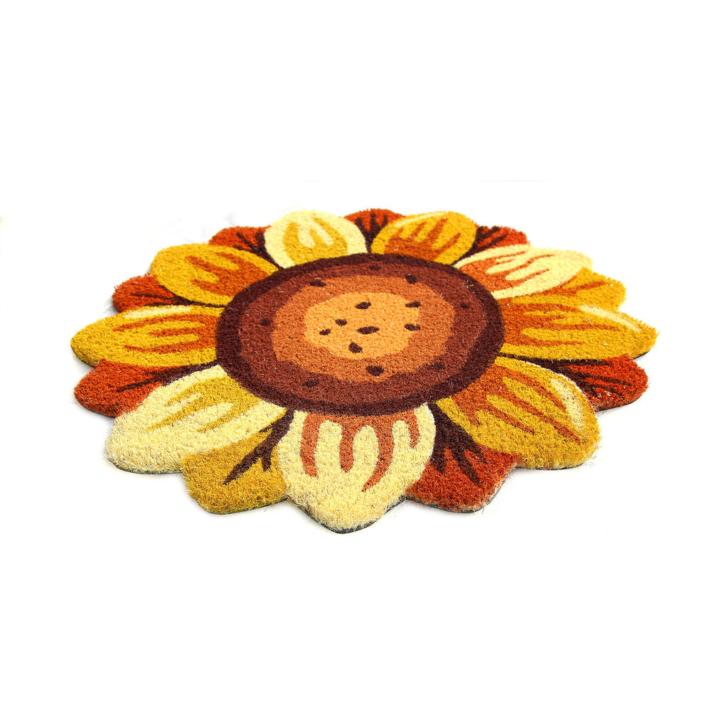 Sunflower Shape Mat TP 12332