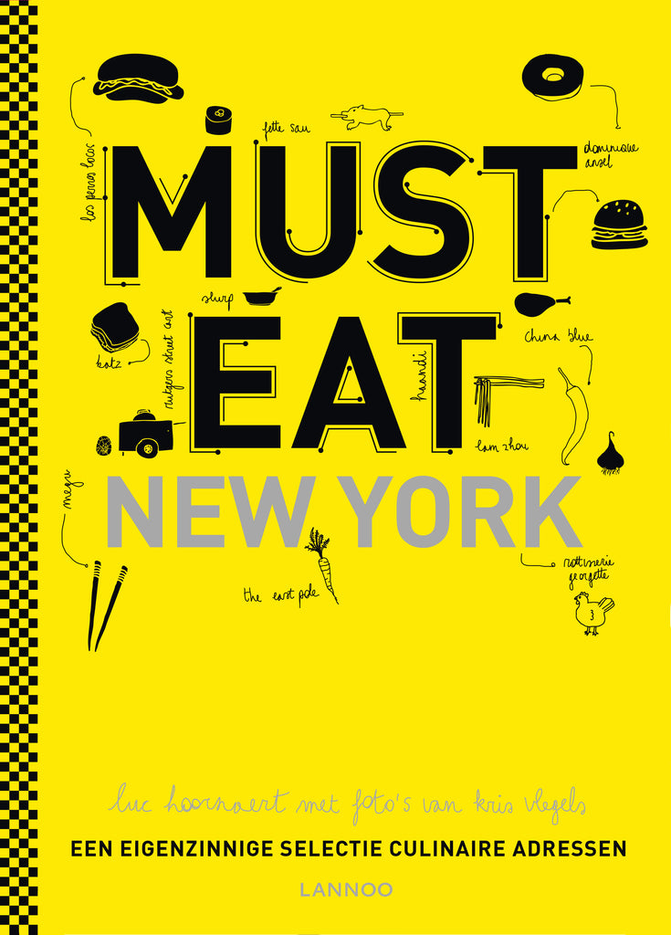 MUST EAT NEW-YORK