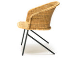 KAKI LOUNGE CHAIR