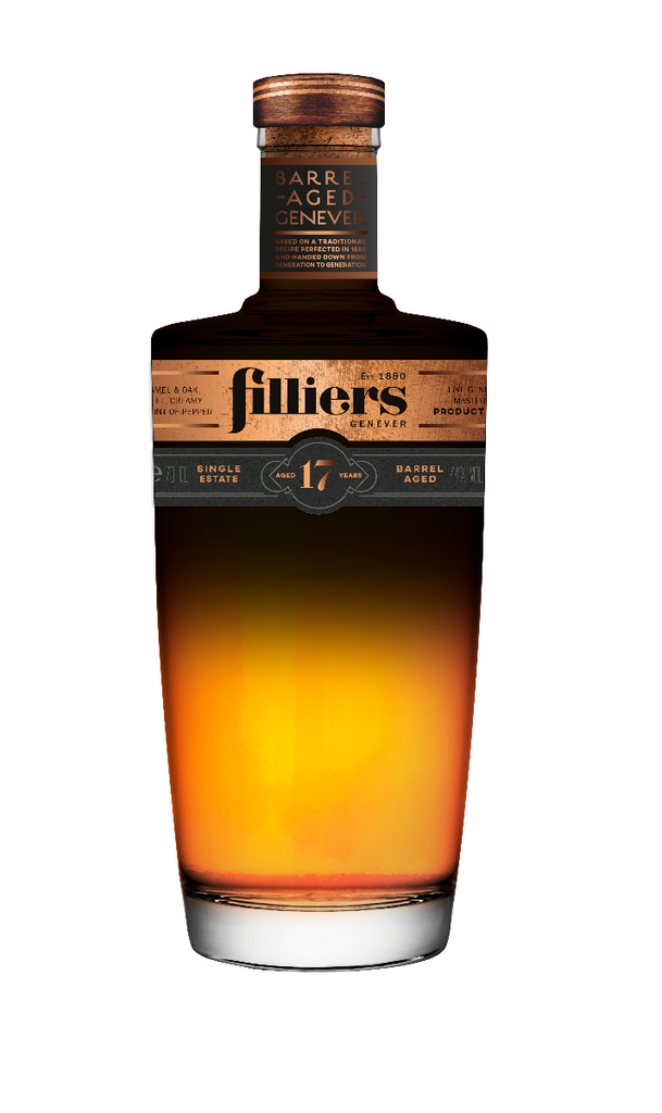 JENEVER 17 YEARS BARREL AGED