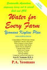 Water for Every Farm : Yeomans Keyline Plans - P.A. Yeomans