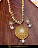 Antique Gold Finished Johda long Set  | Punjabi Traditional Jewellery Exclusive