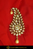 Gold Finished Kundan Kalgi | Punjabi Traditional Jewellery Exclusive