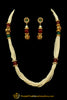 Jodha Mala Necklace Set By Punjabi Traditional Jewellery