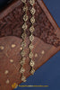 Champagne Stone Payal By Punjabi Traditional Jewellery