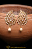 Polki Earrings By Punjabi Traditional Jewellery