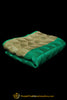 Golden & Green Color Pure Phulkari Dupatta By Punjabi Traditional Jewellery