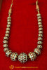 Firozi Jodha Mala Necklace Only By Punjabi Traditional Jewellery