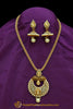 Kundan Pearl Jodha Necklace Set By Punjabi Traditional Jewellery