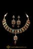 Multi Kundan Necklace Set By Punjabi Traditional Jewellery