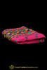 Pure Phulkari Dupatta With Pink Color By Punjabi Traditional Jewellery