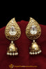 Gold Plated & Jhumki Earrings By Punjabi Traditional Jewellery