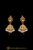 Jhumki & Polki Earrings By Punjabi Traditional Jewellery