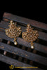Polki Antique Gold Earrings By Punjabi Traditional Jewellery