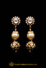 Pearl Earrings By Punjabi Traditional Jewellery