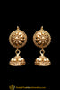 Jhumki Antique Gold Earrings By Punjabi Traditional Jewellery