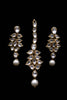 Pearl long Necklace Set By Punjabi Traditional Jewellery