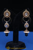 Black Earrings By Punjabi Traditional Jewellery