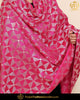 Pink Color Phulkari | Punjabi Traditional Jewellery Exclusive