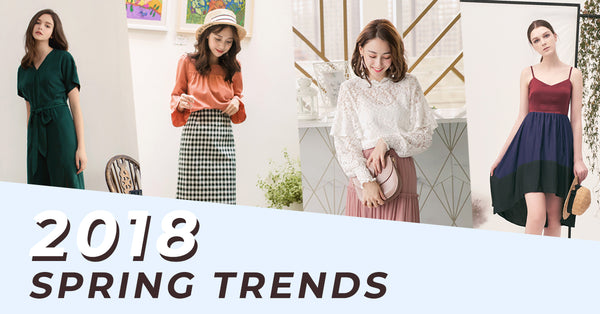 Spring Trend Report 2018