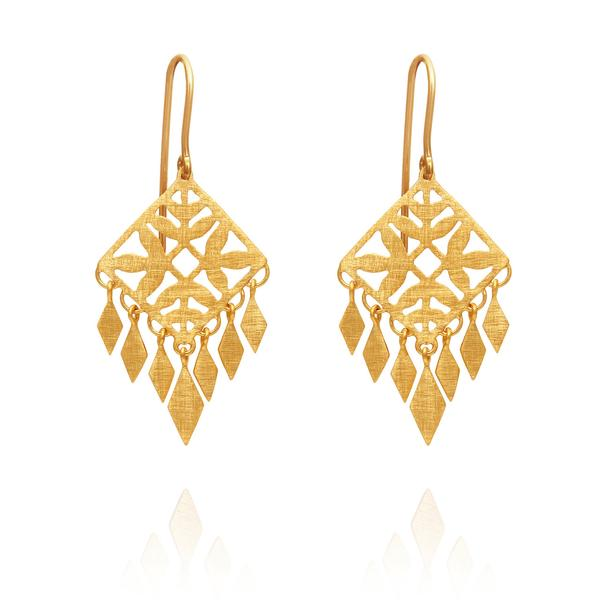 Temple of the Sun - Roma Earrings