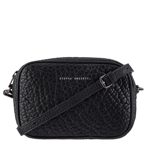 Status Anxiety - Plunder Bag Black Bubble