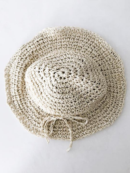 Lion + Lamb the Label - RAFFIA SUN HAT
